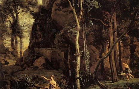 La pittura di paesaggio ottocentesca tra letteratura e preromanticismo