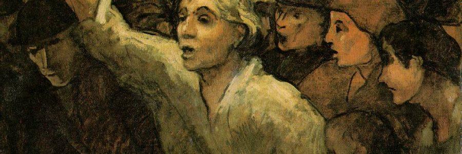 Realismo Sovversivo. La figura di Daumier e la società moderna