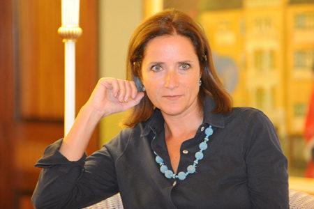 Camilla Baresani, la scrittrice paracool