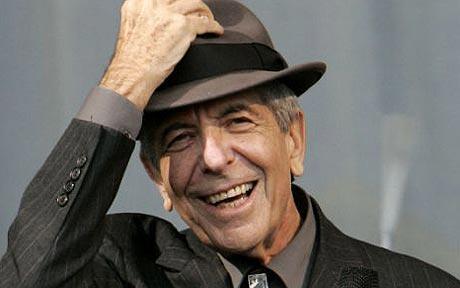 Leonard Cohen: Morte di un casanova