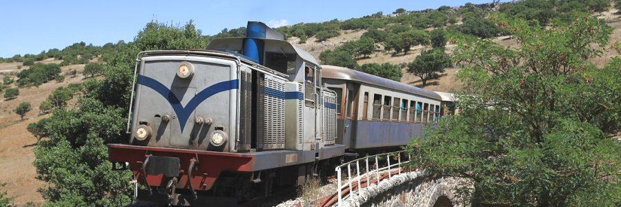 Sulla rotta di Lawrence. Il Grand tour poetico attraversa la Sardegna in treno