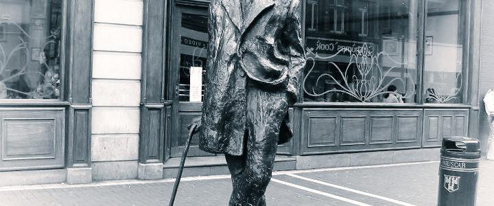 Gente di Dublino: Saoirse (Uno degli incontri con Joyce)