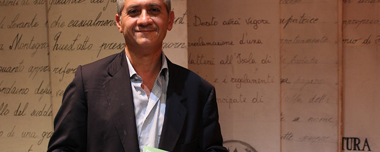 Calcio & Letteratura. Intervista a Pippo Russo