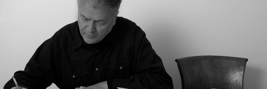I luoghi e il corpo della scrittura. Intervista al poeta Franco Buffoni