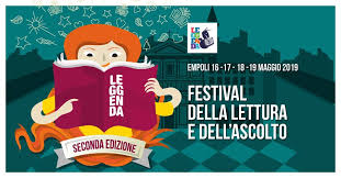 """Leggenda. Festival della lettura e dell'ascolto, II ed. Intervista a Carlo Ghilli, direttore della Biblioteca """"Renato Fucini"""" di Empoli"""