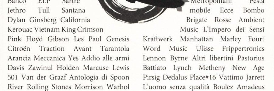 Antonio Papagni. Dai Led Zeppelin allo Zen
