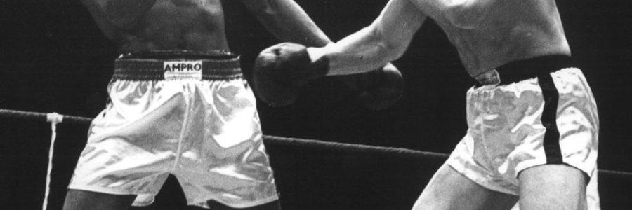 Claudio Sanfilippo, Boxe