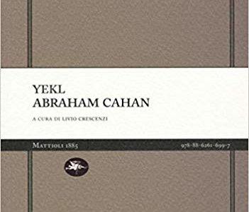 Abraham Cahan, Yekl