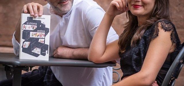 Antonello Saiz incontra Gian Luca Favetto