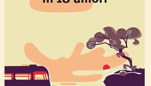 Marco Innocenti, Il giro del mondo in 18 amori