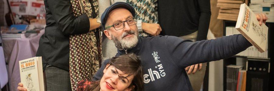 Antonello Saiz incontra Deborah Willis