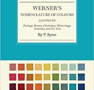 Patrick Syme, La Nomenclatura dei colori di Werner