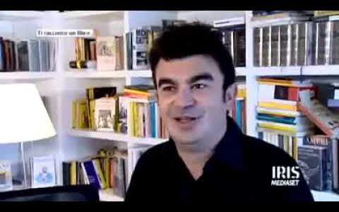 Gian Paolo Serino intervistato sui social da Iris Mediaset