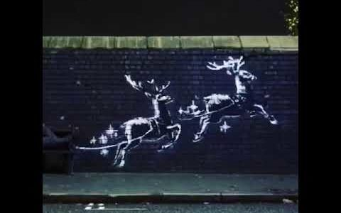 Happy Christmas, Mr Banksy