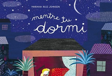 Mariana Ruiz Johnson. Mentre tu dormi
