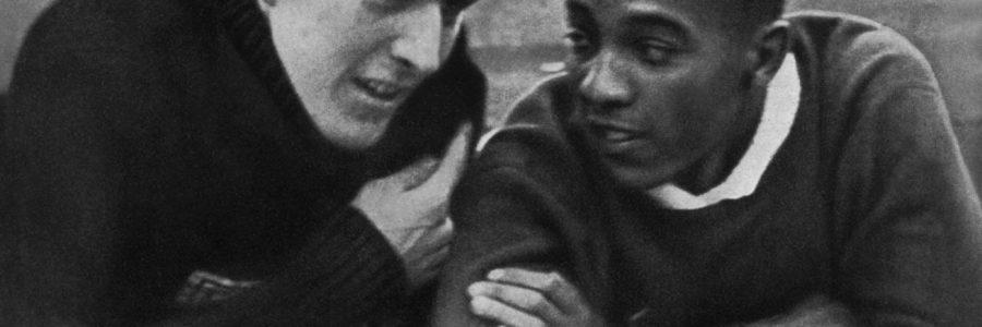 Jesse Owens e Carl Long a Berlino