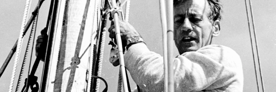 Bernard Moitessier e la Golden Globe Race