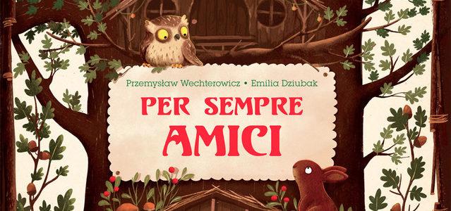 Tre libri per bambini sull'amicizia