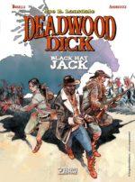 Anteprima. Joe R. Lansdale. Deadwood Dick. Black Hat Jack