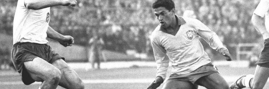 Le imprese calcistiche di Manoel dos Santos detto Garrincha
