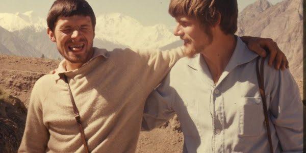 Reinhold e Günther Messner sul Nanga Parbat