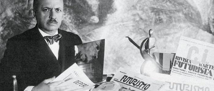 Inedito. Filippo Tommaso Marinetti. Milano e il fotofuturismo