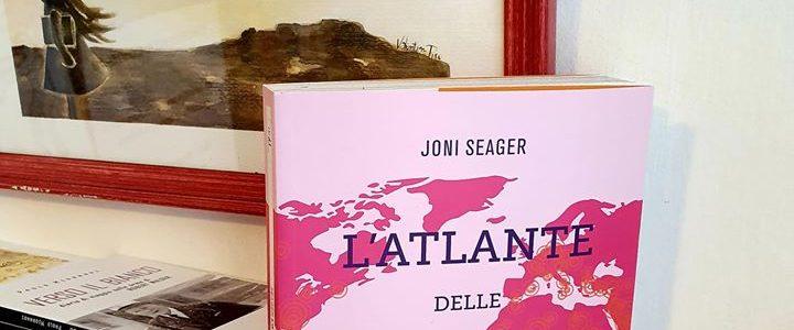 """Antonello Saiz racconta """"L'atlante delle donne"""" di Joni Seager"""