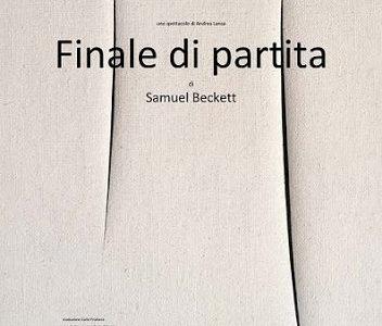 Samuel Beckett. Finale di partita