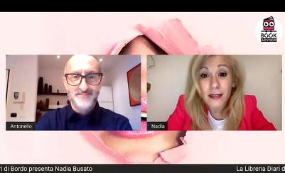 "Antonello Saiz presenta ""Padania blues"" di Nadia Busato"