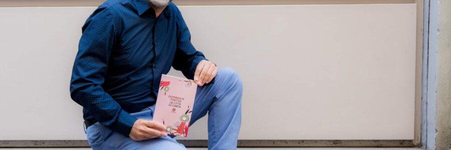 """Antonello Saiz racconta """"Le città di carta"""" di Dominique Fortier"""