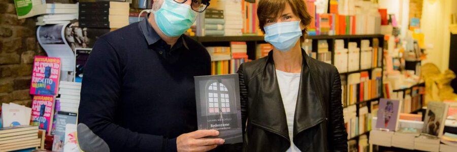"""Antonello Saiz racconta """"Redenzione. La prima indagine di Maurizio Nardi"""" di Chiara Marchelli"""