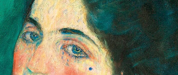 Gabriele Dadati. La modella di Klimt