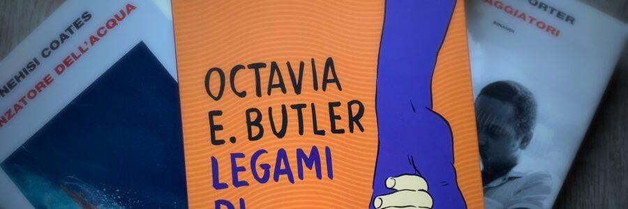 Octavia E. Butler.  Legami di sangue