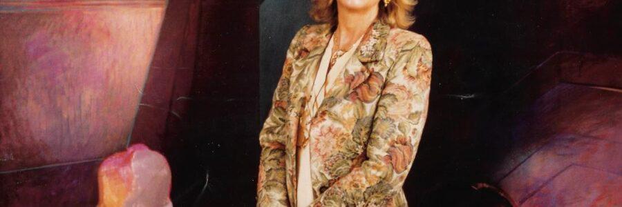 Carla Tolomeo inedita. Atene, 1984