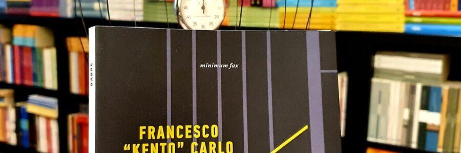 """Antonello Saiz racconta """"Barre. Rap, sogni e segreti in un carcere minorile"""" di Francesco """"Kento"""" Carlo"""