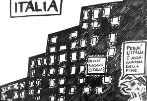 Massimiliano Santarossa anteprima. L'Italia non esiste. 160 anni di nulla