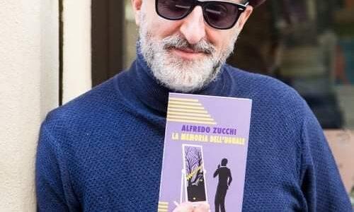 """Antonello Saiz racconta """"La memoria dell'uguale"""" di Alfredo Zucchi"""