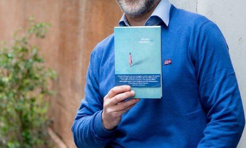 """Antonello Saiz racconta """"Blu"""" di Giorgia Tribuiani"""