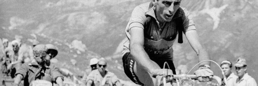 La grandezza di Fausto Coppi in un'Italia di perfidia e  incompetenza
