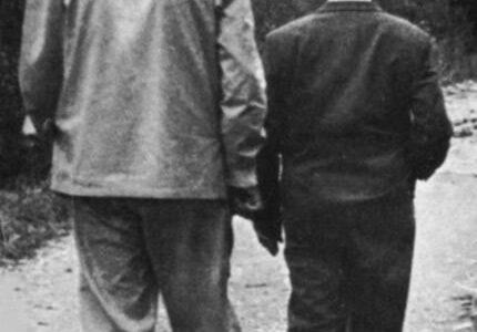 Heidegger interroga René Char