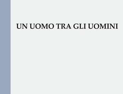 Paolo Perrini. Un uomo tra gli uomini