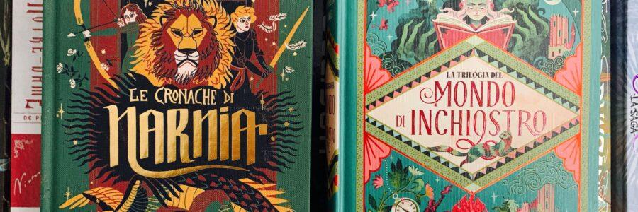 C.S.Lewis Le Cronache di Narnia. Cornelia Funke La Trilogia del Mondo di Inchiostro