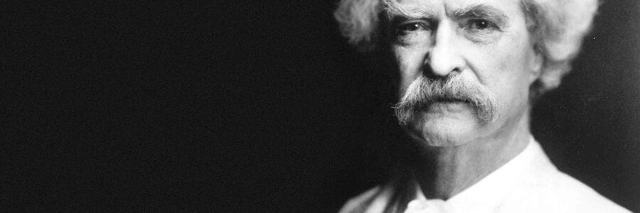 Mark Twain inedito. Gli idioti a 33 gradi