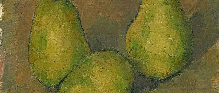 Le tre pere di Cézanne