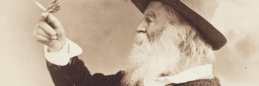 Walt Whitman inedito. Poesie dal fronte americano