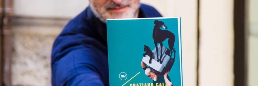 """Antonello Saiz racconta """"Sangue di Giuda"""" di Graziano Gala"""
