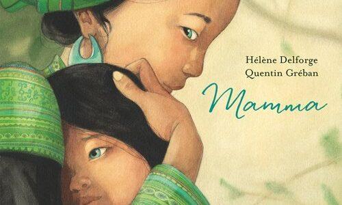 Hélène Delforge e Quentin Gréban. Mamma