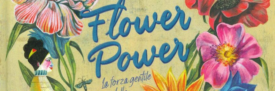Olaf Hajek. Power Flower