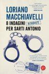 Loriano Macchiavelli anteprima. 8 indagini ritrovate per Sarti Antonio