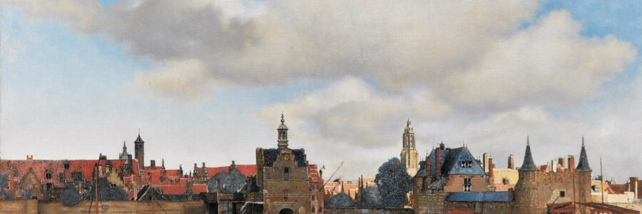 La Veduta di Delft